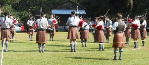 The Laurinburg NC Tartans